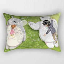 BAYMAX NAP TIME Rectangular Pillow