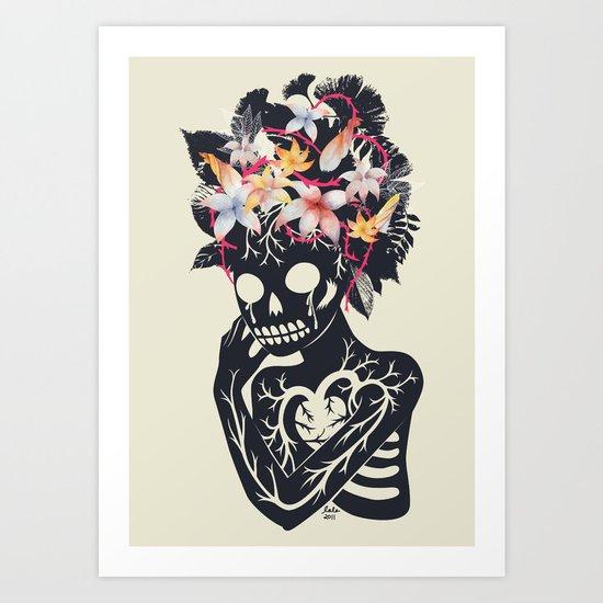 Carmen Art Print