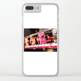 Musical boxes Clear iPhone Case