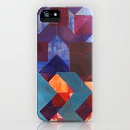 geo1 iPhone Case