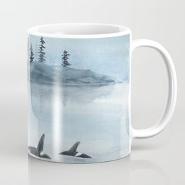 Nature is my home Coffee Mug