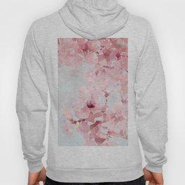 Meshed Up Sakura Blossoms Hoody