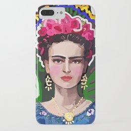 Graphic Frida iPhone Case