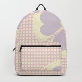 Cute heart Backpack