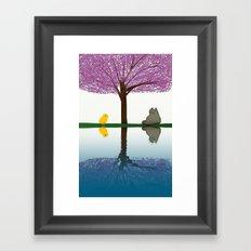 nature-590 Framed Art Print
