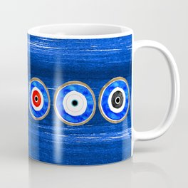 No Room For Evil Coffee Mug