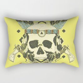 DEAD INJUN Rectangular Pillow