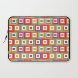 Aztec Squares Laptop Sleeve