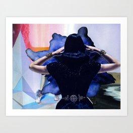 Ricardo's Explosion of Imagination Art Print