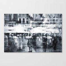 Roma - Campo dei Fiori Canvas Print