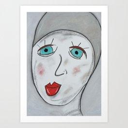 Patsy Art Print