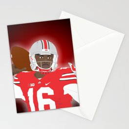 Ohio State Buckeyes - JT Barrett - 2016 Stationery Cards