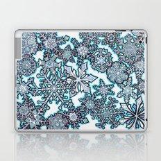 Gentle Snowstorm Laptop & iPad Skin