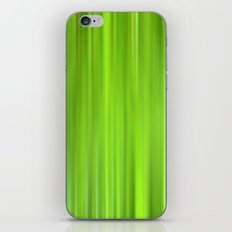green grass abstract VII iPhone & iPod Skin