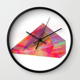 piramide Wall Clock