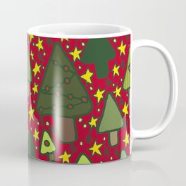 Small Trees Coffee Mug