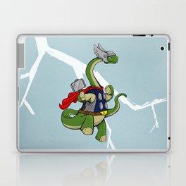 """Bronto""""THOR""""us - God of Thunder Lizards Laptop & iPad Skin"""