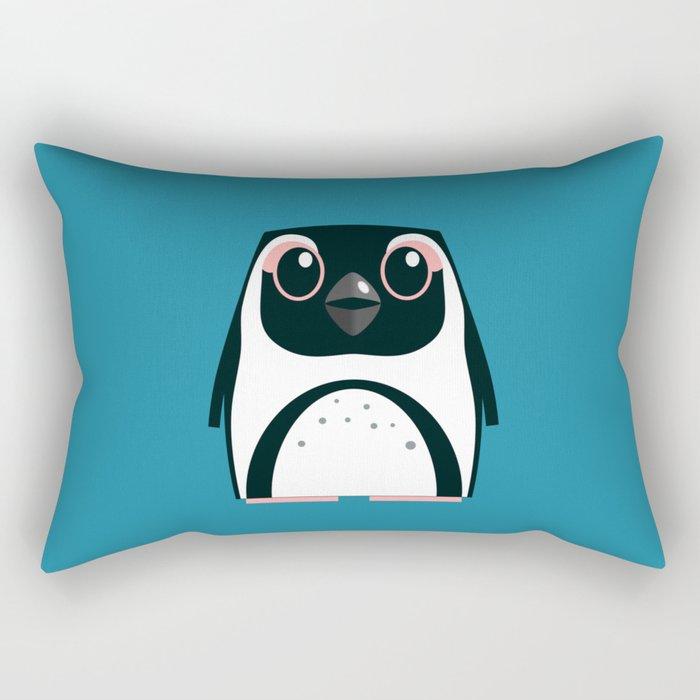 African Penguin - 50% of profits to charity Rectangular Pillow