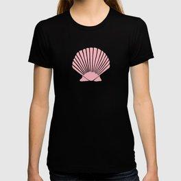 Coral Seashell T-shirt