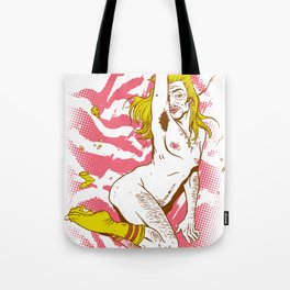 Marilyn Dirt Tote Bag