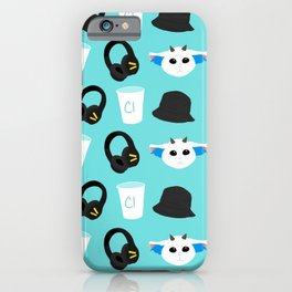 Chlorine iPhone Case