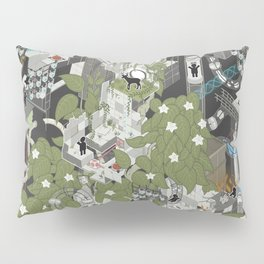 Aperture Science: All science, all the time Pillow Sham