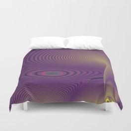 Fractal Canopy Duvet Cover