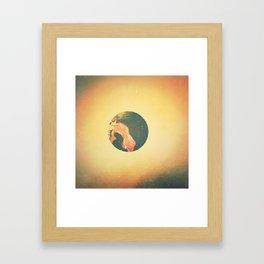 s eeves Framed Art Print