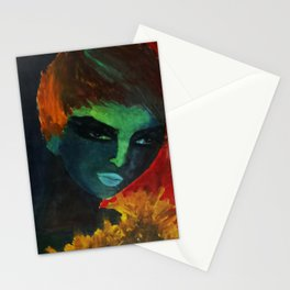 60's Girl Stationery Cards