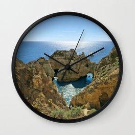 Ponta da Piedade, Algarve Wall Clock