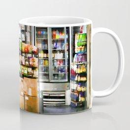Subway News Stand Vendor Coffee Mug