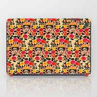 frida iPad Cases featuring Frida by Bouffants and Broken Hearts