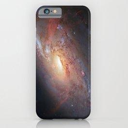 """""""Spiral Galaxy"""" iPhone Case"""