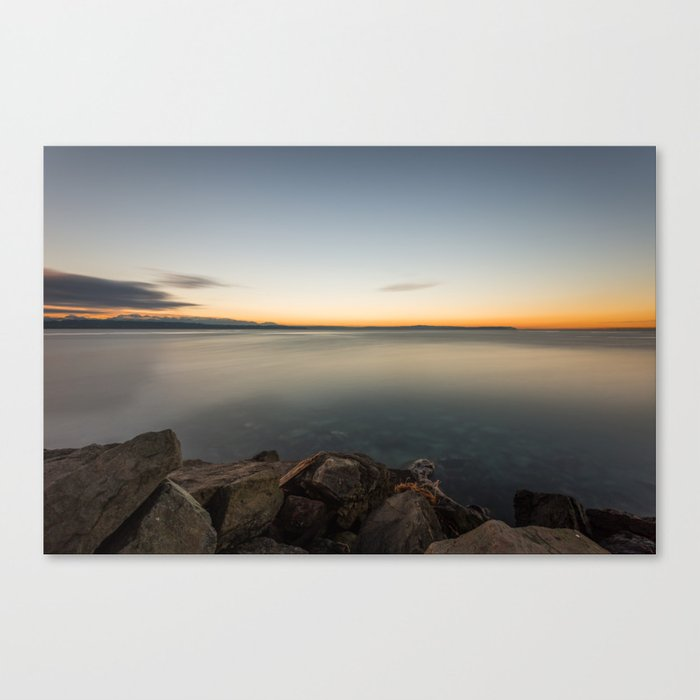 Discovery Park Canvas Print