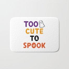 Too Cute To Spook Bath Mat