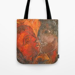 1000 years old love Tote Bag