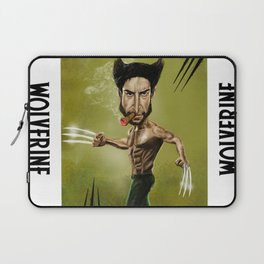 WOLV CARICATURE Laptop Sleeve