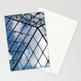 Through The Pyramid Stationery Cards