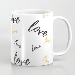 Multiple Love Coffee Mug
