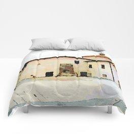 Catanzaro: convent Comforters