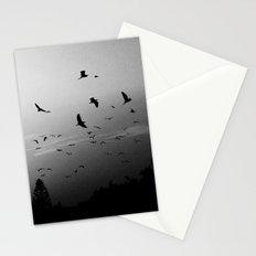 Migrating birds #02 Stationery Cards