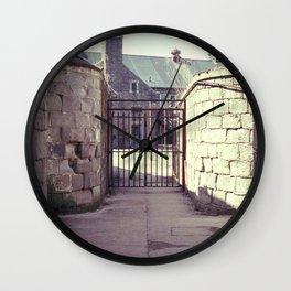 the penitentiary Wall Clock