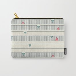 Minimal Scandi #society6 #decor #buyart Carry-All Pouch