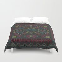 portugal Duvet Covers featuring Portugal by Ana Types Type