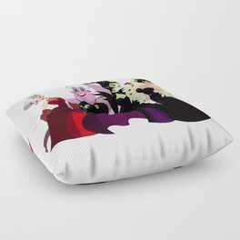 Bad Witches Floor Pillow