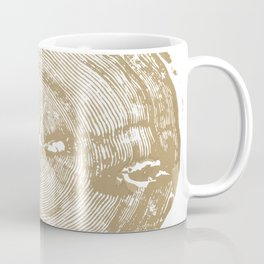 Sundance Pine, Tree ring print Coffee Mug
