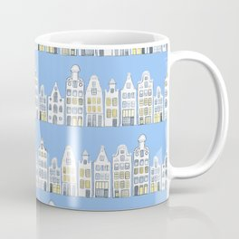 Amsterdam Canals Coffee Mug