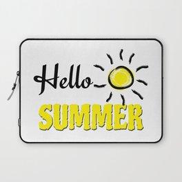 Hello summer Laptop Sleeve