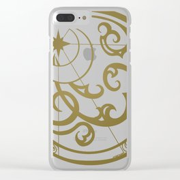 starchart Clear iPhone Case
