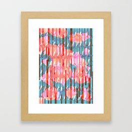 You win or you die Framed Art Print